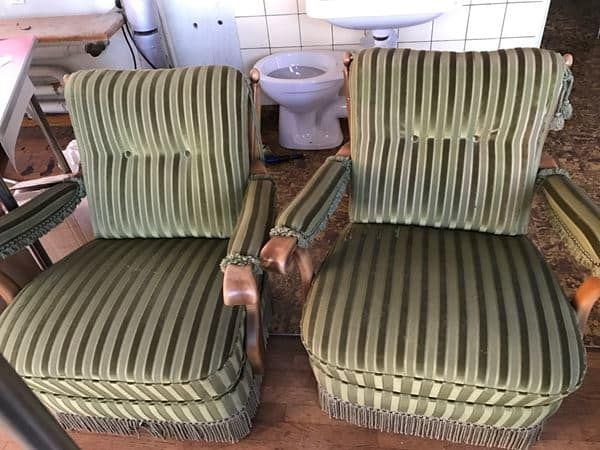 2 Antike Sessel In Wolfwil Kaufen Bei Ricardoch