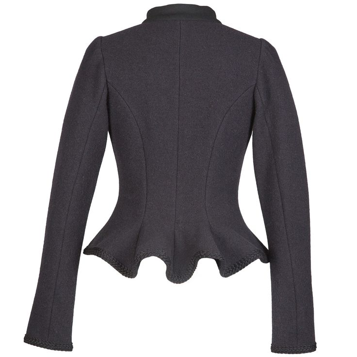 Franz-Josef traditional jacket black  - Lena Hoschek Online Shop