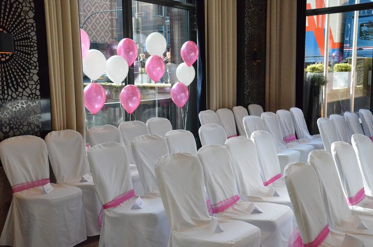 The ceremony  #weddings #ceremony #chairs #interior #love #pink