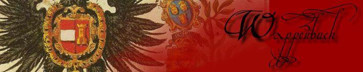Wappenverzeichnis - Orginal historische Familienwappen nach Namen sortiert |