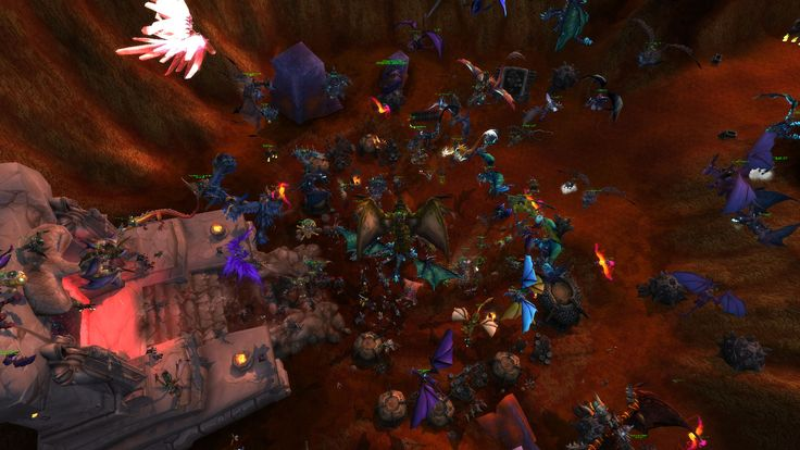 Figured I would share my WOD release picture from Sargeras-US #worldofwarcraft #blizzard #Hearthstone #wow #Warcraft #BlizzardCS #gaming