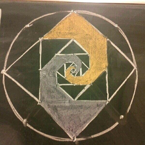 Waldorf math, geometry