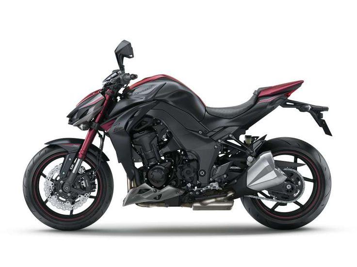 Kawasaki Z1000 ABS Motorcycle 2016 - Penrith Motorcycle Centre
