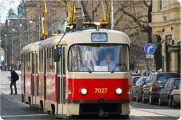 Tram Brno