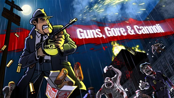 Guns, Gore & Cannoli Official Trailer