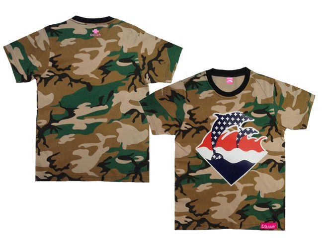 Pink Dolphin Men Short T-shirt (233) , shopping online  17 - www.hats-malls.com