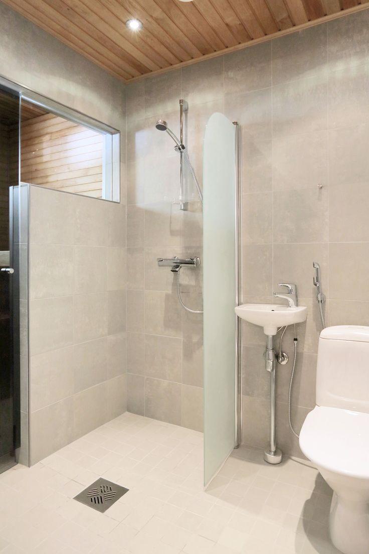 Kylpyhuoneen laattavalinnat ABL-Laatat. #hiekka #beige #harmaa #laatat #abl #abllaatat #kylpyhuone