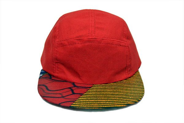 SOTA 5 PANEL CAP by Griot Space