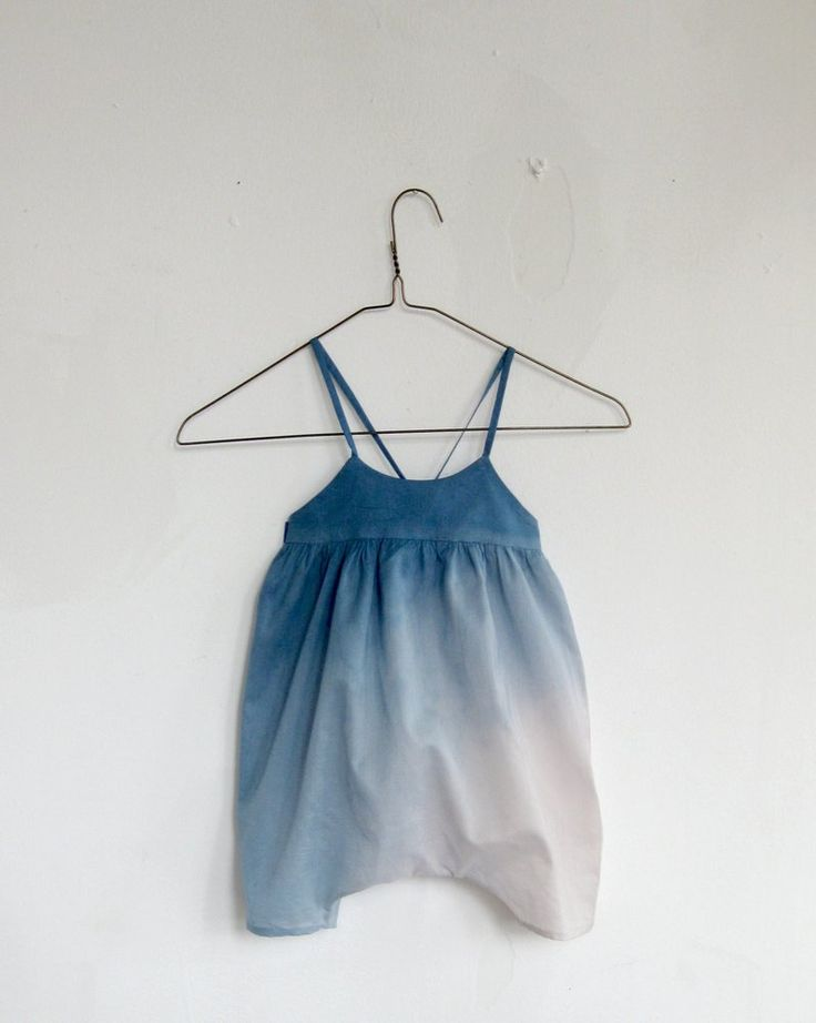 Cobalt Ombre Jumpsuit by Wolfechild | Darling Clementine