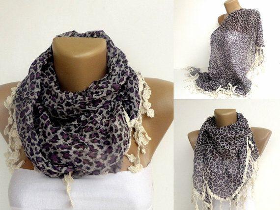summer fashion accessory  women 2013 scarf trend by scarvesCHIC, $12.90