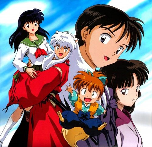 1031 Best Images About Inuyasha On Pinterest: 17 Best Images About Inuyasha And Kagome