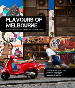 Flavours of Melbourne by Jonette George