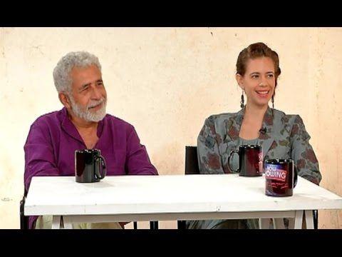 INDIAN ACCENT (VARIOUS) Rajeev Masand interview with Naseeruddin Shah (from Barabanki, Uttar Pradesh, India) &  Kalki Koechlin (Pondicherry, India)- YouTube