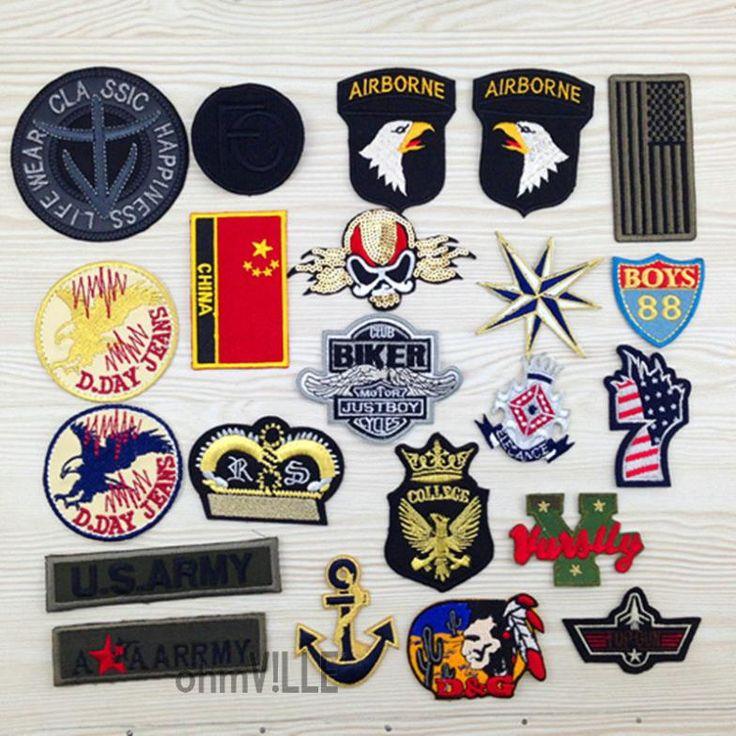 Free-Shipping-Wholesale-font-b-Military-b-font-symbol-shield-font-b-logo-b-font-badge.jpg (784×784)