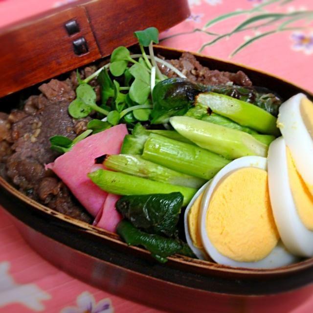 今日はコストコのプルコギ丼 - 15件のもぐもぐ - 旦那弁当 by akiyo22