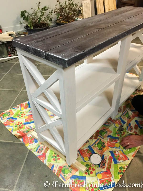Best 25+ Serving Table Ideas On Pinterest | Tv Console Tables, Planked  Island And Dish Tv