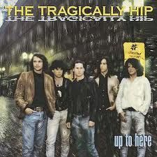 the tragically hip...the good old days...me and dig barrelling down 401, 1975 dodge coronet shimmying with bad tie rods, wailing out to 'she didn't know'...ain't gonna get that back...ain't gonna forget it either