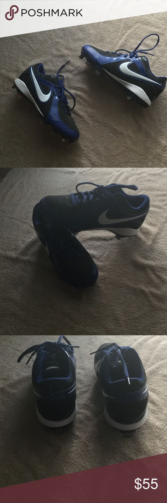 Nike - Baseball Cleats Shoes Very Good condition. Make an offer and no trade. Nike Shoes Athletic Shoes
