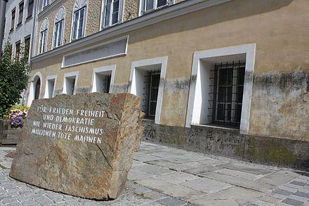 Braunau am Inn - Wikipedia