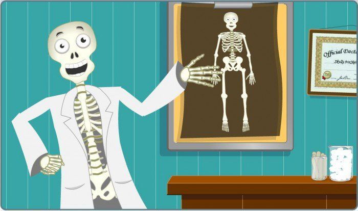 2nd Grade Science Learning Activity: Dr. Bones - K12 - Learning Liftoff - Free Parenting, Education, and Homeschooling Resources