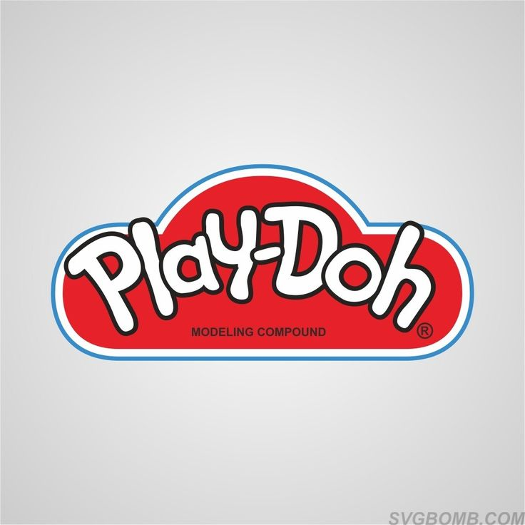 Free Play Doh SVG #freesvg #playdoh #playdohmats #barbie ...