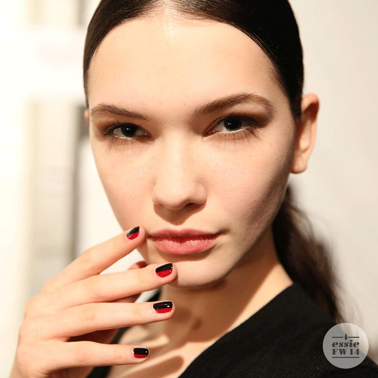 77 best Fashion Week Nails images on Pinterest | Moda, Fashion and ...