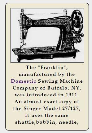 sears outlet sewing machine