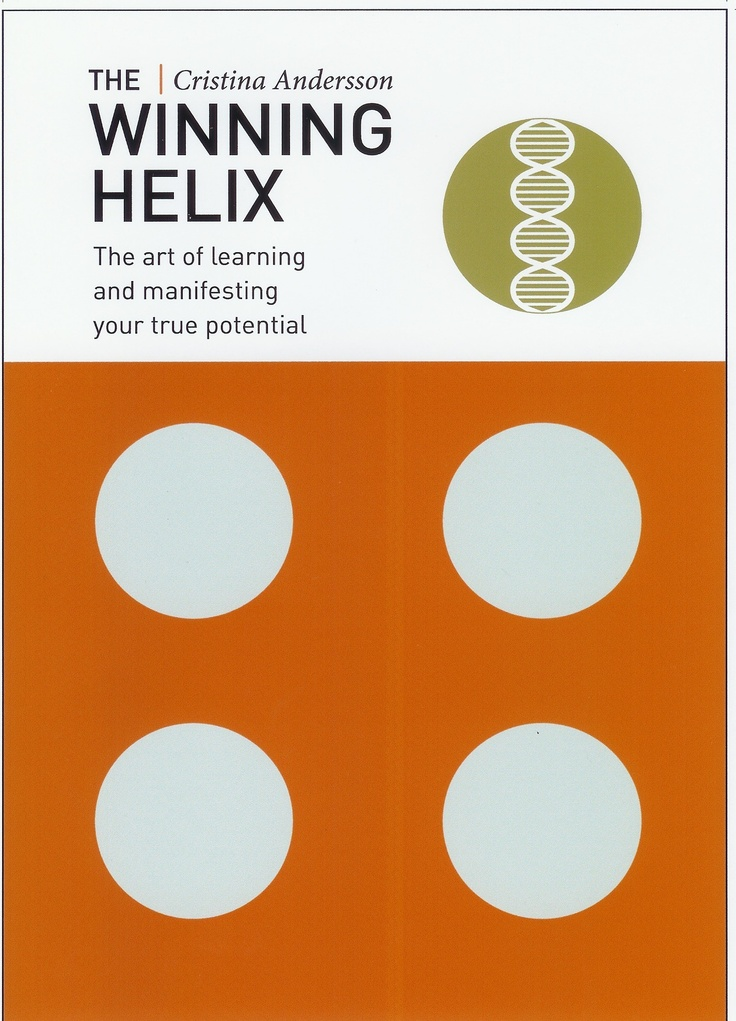 The Winning Helix. Published both in EU and US.