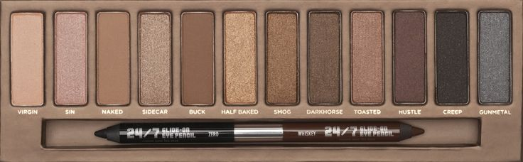 Naked Palette by Urban Decay.  Sabrina gave it to me as a bridesmaids gift!!