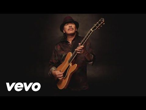 Santana - While My Guitar Gently Weeps - YouTube