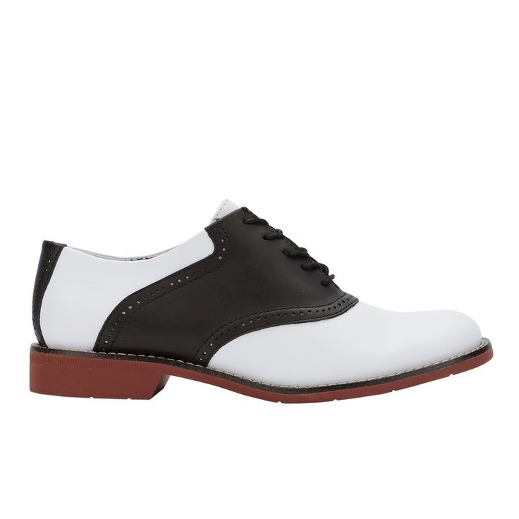 G.H. Bass & Co. Women's Dora School Uniform Shoe, Black, 7.5 M US