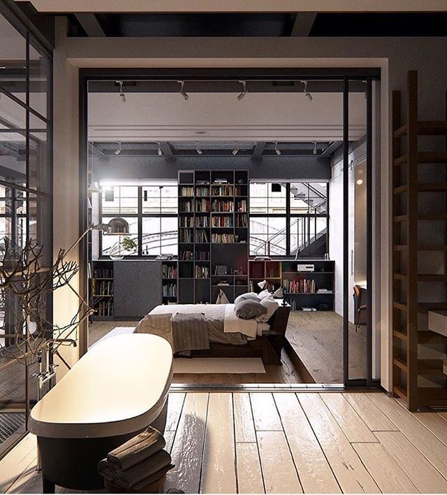 1010 Best Industrial Bohemian Images On Pinterest | Architecture, Home And  Industrial Interiors