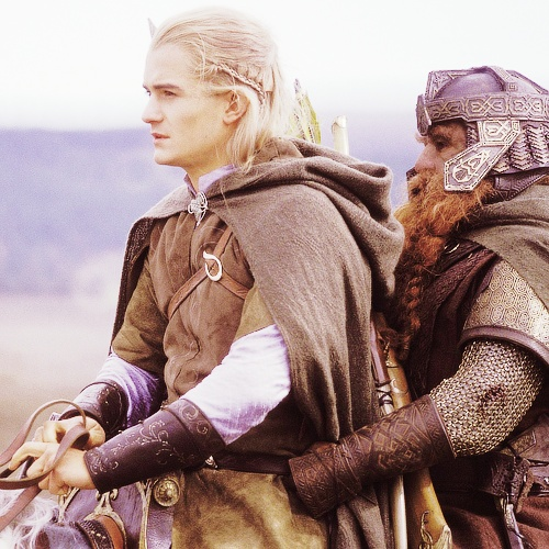 legolas and gimli relationship trust