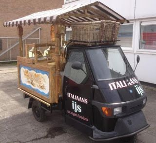 Italian Food Trucks - Mobiele Catering Concepten met een Italiaans Thema