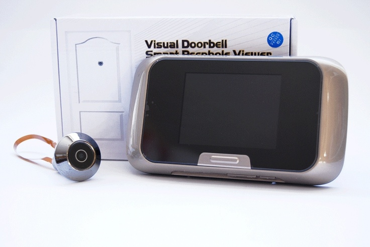 Vizor usa cu memori card  :  http://spy.store.ro/interfoane-si-spioni/772/  Cu aceast vizor puteti afla mereu cine a sunat la soneria la intrarean casei dumneavoastra.Pozele facuta cu aceasta camera sunt in format JPEG si sunt memorate cu data si ora.Puteti face audio video inregistrari cu o durata de 3,5 sau 10 secunde.Vizorul este potrizit pentru montaj la usi cu grosime intre 35 maxim 105 mm iar diametrul gaurii trebui sa fie intre 13 maxim 28 mm.
