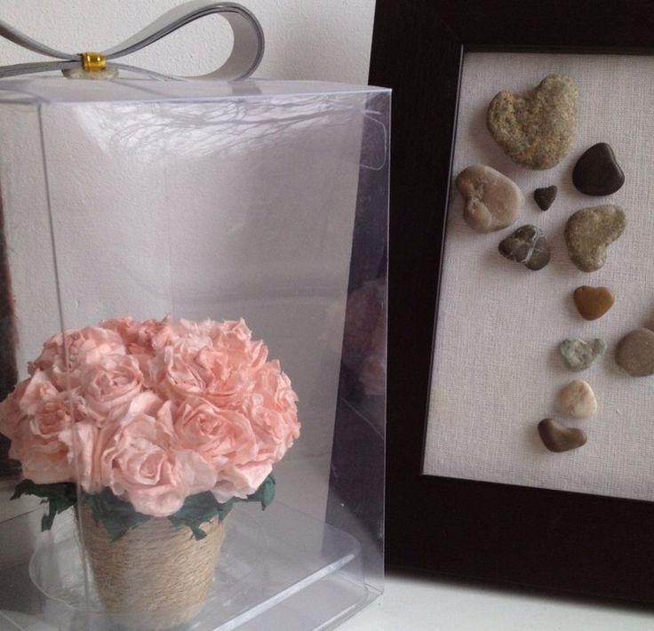 Картина из камней