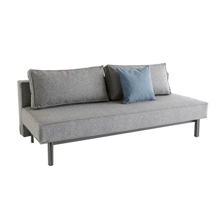 17 beste idee n over slaapbanken op pinterest murphy bedden en kleine ruimte meubelen - Sofa kleine ruimte ...