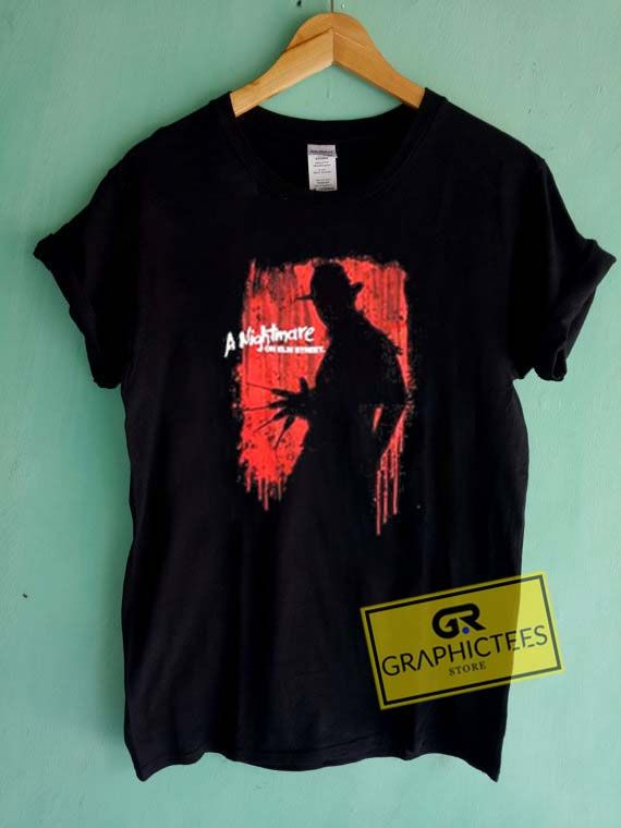 A Nightmare On Elm Street Graphic Tees Shirts //Price: $13.50 //     #graphic tees ideas