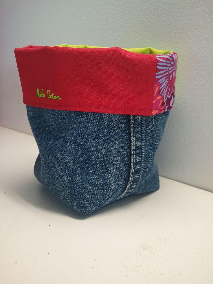 pani re recyclage jeans et chute de tissus recyclage id es cr atives pinterest chute de. Black Bedroom Furniture Sets. Home Design Ideas