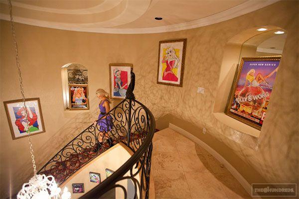 Holly Madison 39 S Disney Theme Home Home Disney Decor Pinterest Holly