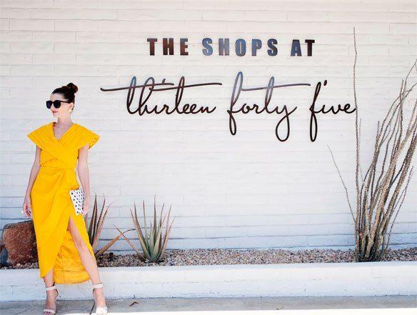 Best Palm Springs Vintage Furniture Stores