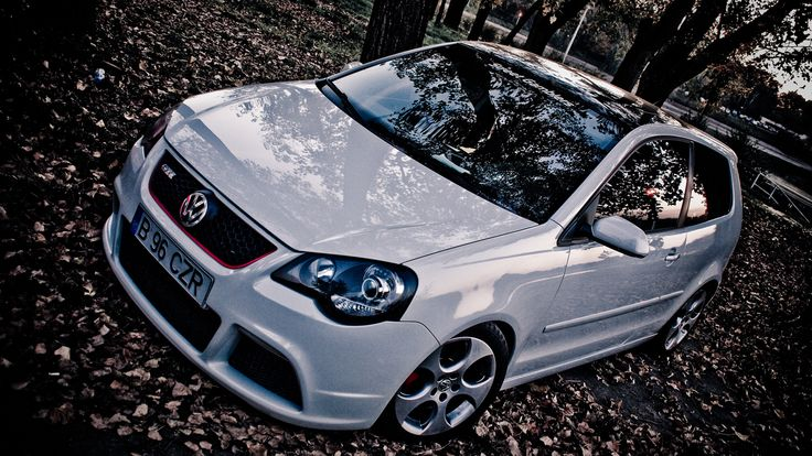 VW Polo 9n3 GTI Cup Edition