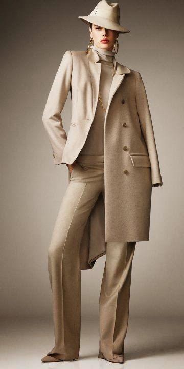 Anatomia  stylu – kamelowy  płaszcz.