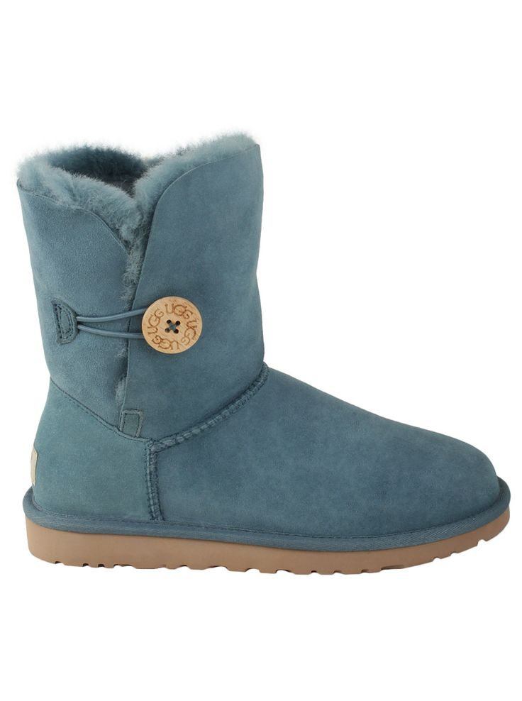 UGG Australia Bailey Button Boot - Everglade (Womens)