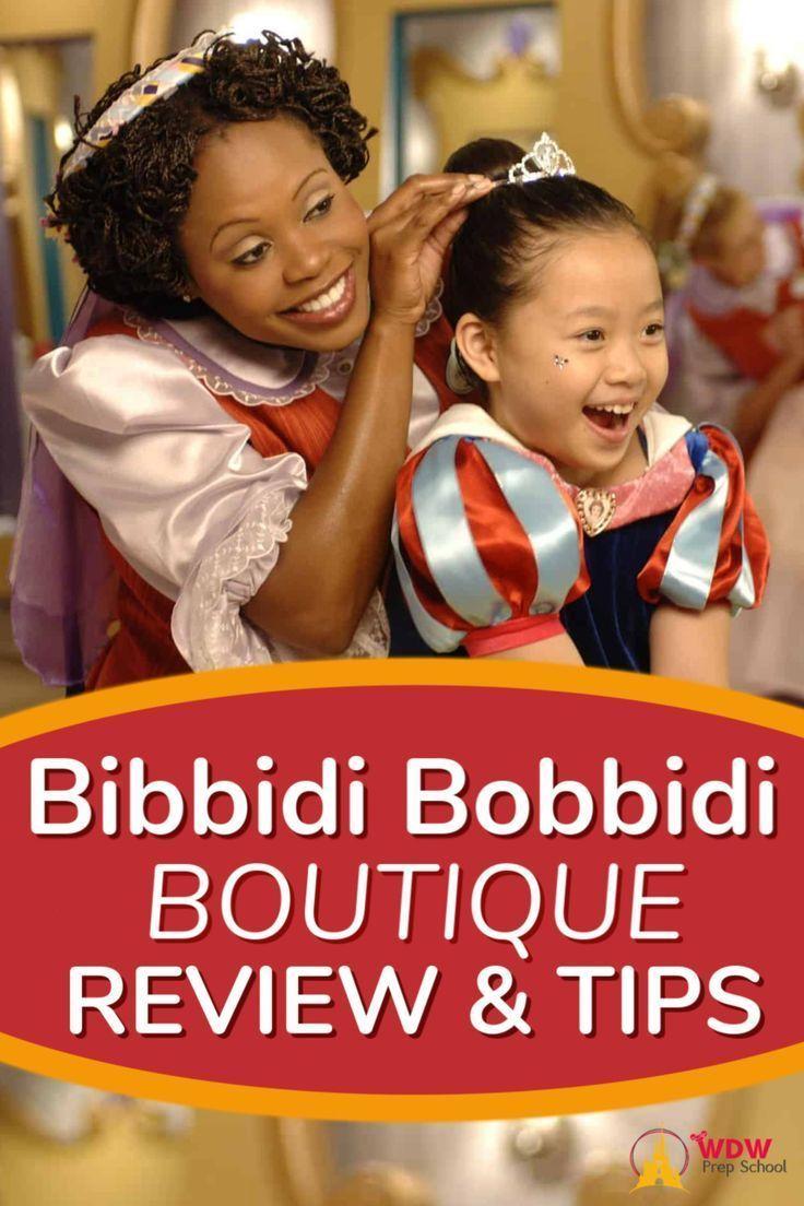 Bibbidi Bobbidi Boutique Review Tips Including How To Make A