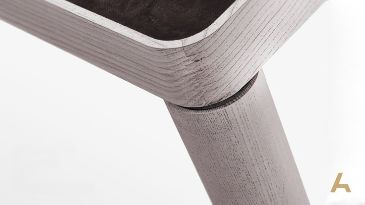 Tarco table | Detail. Designed by George Bosnas for Anesis