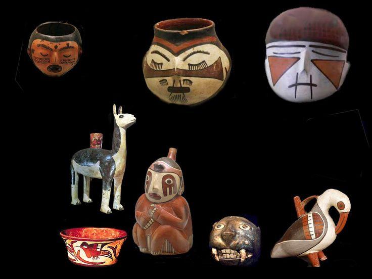 Imagen de http://1.bp.blogspot.com/-kAk7A-SaKE8/UyOpWt-nYYI/AAAAAAAAfqU/YQHFs6CvFm0/s1600/04.Collage+Nazca..jpg.