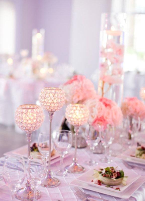 Best pink wedding ideas images on pinterest weddings