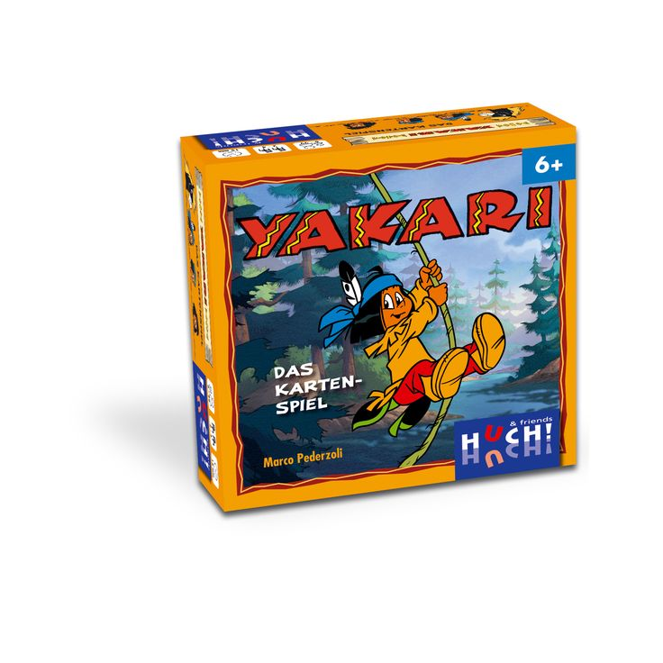 Yakari: Das Kartenspiel
