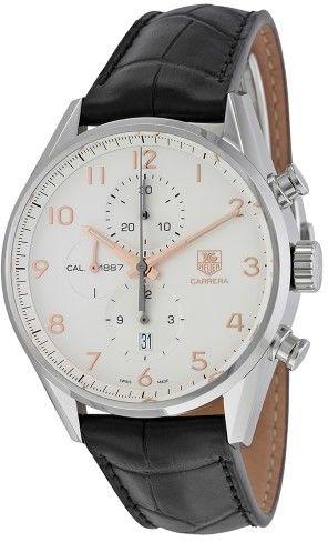 Tag Heuer Carrera Chronograph Automatic Men's Watch CAR2012.FC6235